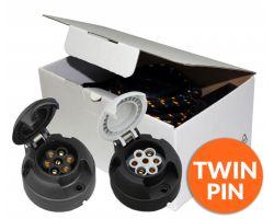 twin tow bar wiring