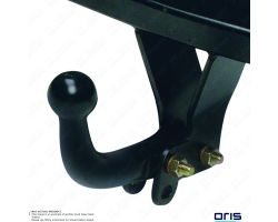 Kia Sportage SUV 07/2004-2010 Oris Swan Neck Towbar