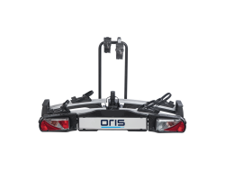 Oris Traveller II/2 Towbar Mounted 2 bike cycle carrier 070-562