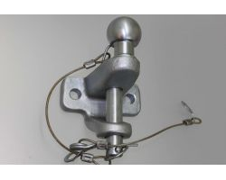 Jaw pin and ball