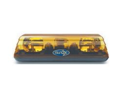 Blaze II Series - Rotating Mini Lightbar - 1 Bolt - 601.AA01.Y