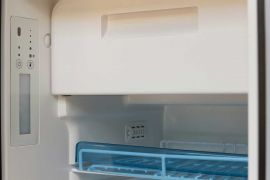 Waeco CRX 50 Fridge - VW T5 Campervan Conversions