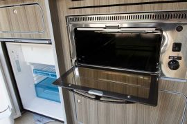 SMEV 555 Mini Grill - VW T5 Campervan Conversion