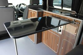 Dining Area - Toyota Proace Campervan Conversion