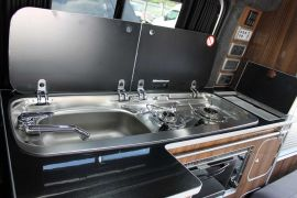 SMEV Combination Sink/Hob - Toyota Proace Campervan Conversion