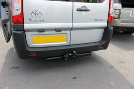 Twin Door Access - Toyota Proace Campervan Conversions