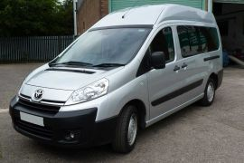 Toyota Proace Campervan Convesions