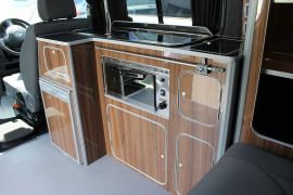 Fitted with Waeco Fridge & SMEV Grill - Toyota Proace Campervan