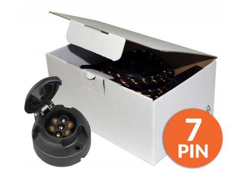 7 Pin Pf Jones Dedicated Wiring Kit Wotp, Vw Transporter T6 Tow Bar Wiring Diagram
