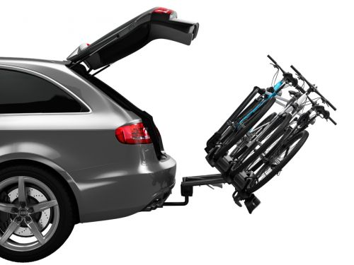 Tow Bar Mounted Cycle Carriers